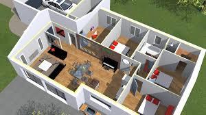 plan cuisine 3d en ligne plan maison en 3d plan maison d moderne cossiopee garageciel