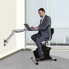 Wall Mount Laptop Desk by Amazon Com Loctek Ws2l Sit Stand Workstation Height Adjustment