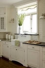 farmhouse sink with backsplash fern creek cottage kitchens extraordinaire easy money at home