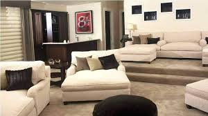 living room amazing stylish double chaise lounge sofa indoor home