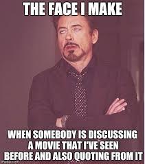 Stfu Meme - dude i ve seen the movie i don t care so stfu imgflip
