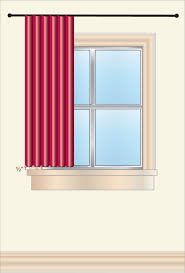 Floor Length Curtains How To Measure For Curtains Drapes Other Window Coverings