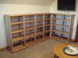 shelf floor l with l shaped bookshelf amazing 11795 in 0 westmontcatering com