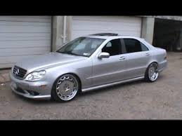 mercedes s500 2000 2000 mercedes s class s500 dropped bagged