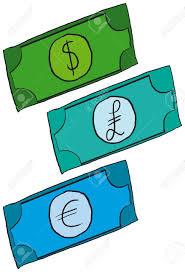imagenes de archivo libres de derechos dólar euro y libra caricatura dinero fotos retratos imágenes y