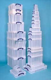 clear plastic storage bins all things plastic