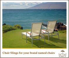 Replacement Patio Chair Slings by How To Sew Replacement Slings For Patio Chairs Patios And Fabrics