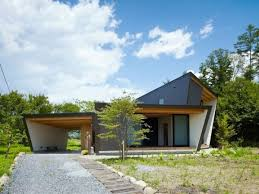 vacation home designs the simple soft and design of a vacation home in japan