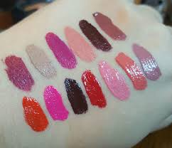 makeup trends 2016 2017 2018 review swatches shades photos