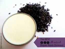 how to make the best all natural diaper rash and topical yeast