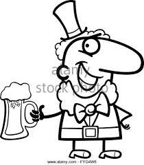pint black beer shamrock stock photos u0026 pint black beer shamrock