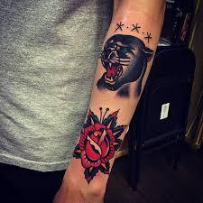 traditional tattoos by joshua marks