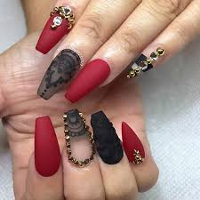 best 25 red matte nails ideas only on pinterest maroon nails