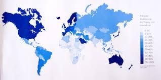 Mercator World Map by Omitting Greenland Won U0027t Fix Your Mercator Map Vis4 Net