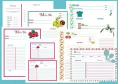 free printable recipe pages 25 free printable recipe cards free printable cards and recipes
