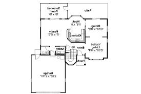 100 spanish floor plans style homes small revival house tiny
