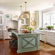 cottage style kitchen island 25 best cottage kitchens ideas on cottage island