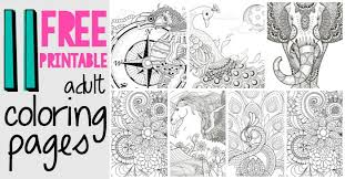 10 crazy hair coloring pages nerdy mamma