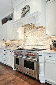 country kitchen tile ideas back splash tile ideas country kitchen like the light brick back
