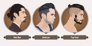 hairstyles through the years how men s hair has changed in 50 years business insider