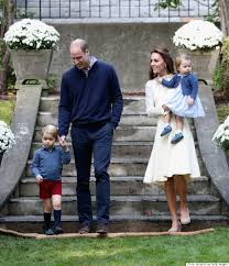 prince harry kate middleton and prince william hosted a tea party