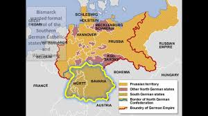 Unification Of Germany Map by German Unification Wmv Youtube