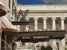 mapping the most essential hotels in washington d c