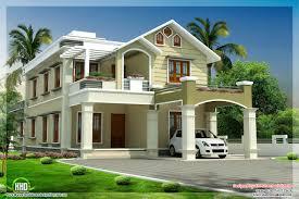 beautiful two floor house design kerala idea home building plans