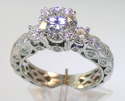 unique women s wedding bands women s antique diamond rings wedding promise diamond