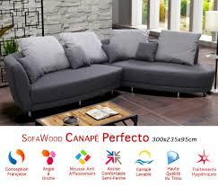prix d un canapé canapé d angle prix usine