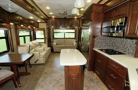 2 Bedroom Travel Trailer Floor Plans Continental Coach Fifth Wheel Trailer Road Test