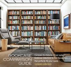 Modern Custom Furniture by Modern Custom Bookcases Modern Custom Furniture Room U0026 Board
