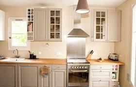 meuble de cuisine à peindre peinture bleu nuit castorama avec decoration cuisine orange et vert