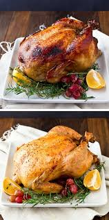 sweet tea and citrus brined turkey and chicken recipe