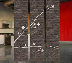 separate your room with hanging room dividers modern home design