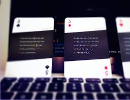 code deck playing cards for developers gadget flow