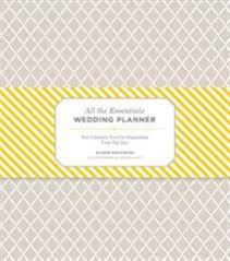 all the essentials wedding planner wedding planning books engagement s essentials chapters indigo ca
