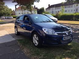 vauxhall astra 1 4 2009 lady owner in barking london gumtree