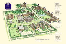 Columbia Campus Map Popular 197 List College Map