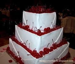 wedding cakes los angeles wedding in los angeles cherry wedding cakes the wedding