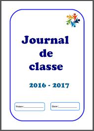 Documents de base pour le Journal de Classe de lenseignant