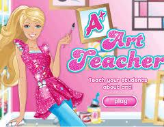 elsa barbie concurs frumusete jocuri barbie