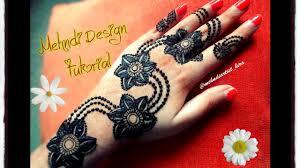 diy henna designs how to apply easy arabic new gulf mehndi
