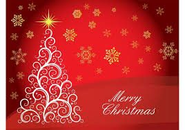merry greetings free vector stock graphics