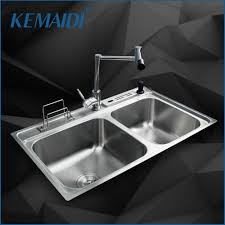 online buy wholesale double bowl kitchen sink from china double