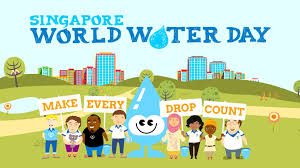 sg world water day 2016 make every drop count theme