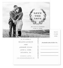postcard save the dates 5 stunning photo save the date cards from stacey meacham