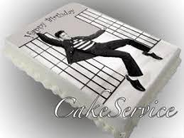 elvis cake topper elvis jailhouse rock cake edible image birthday topper by