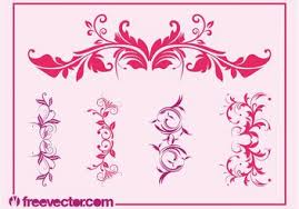 marcos vintage ornament shapes free vector 172047 cannypic