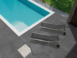 plage de piscine carrelage d u0027extérieur pour plage de piscine pour sol en grès